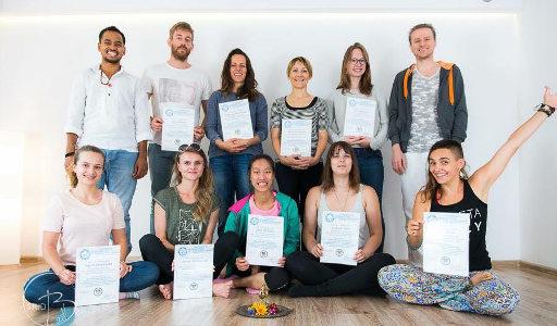 5 Elements: Międzynarodowy Kurs Nauczycielski Hatha/ Vinyasa Jogi RYT-200 (Kraków) sierpień wrzesień 2018