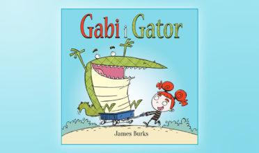 Gabi i Gator, dobre komiksy dla dzieci