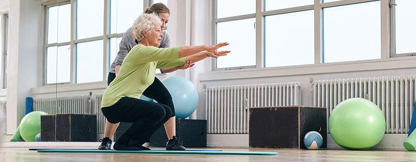 Joga stała się dla wielu jedną ze skutecznych metod terapii. Zdjęcie: tetonpt.com