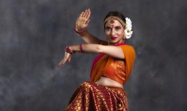 klasyczny taniec indyjski, bharatanatyam
