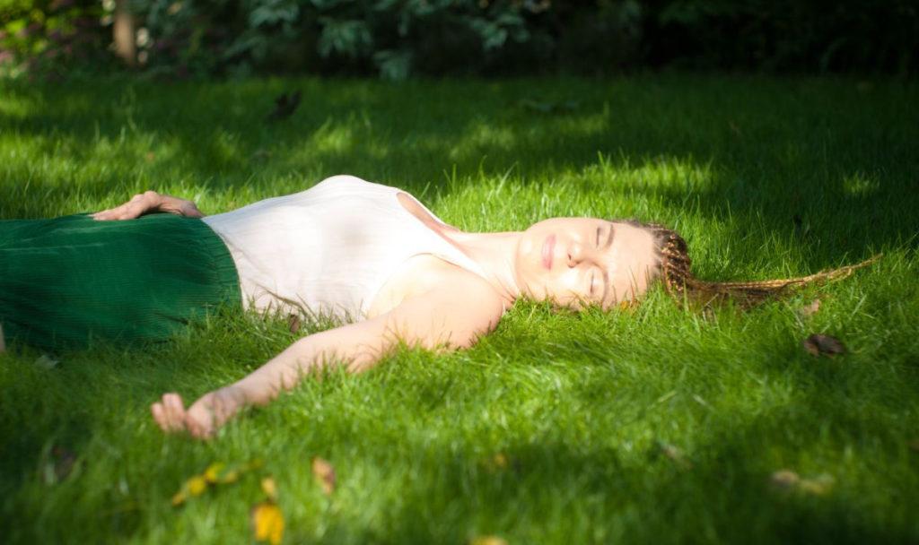 joga na przemęczenie, regeneracja